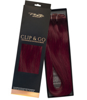 Poze Standard Clip & Go Pidennykset - 125g Red Passion 5RV - 50cm