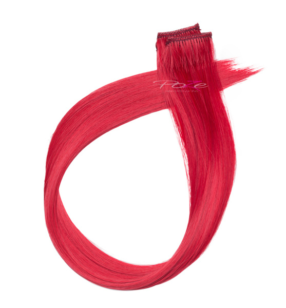 Poze Single Clips - 4kpl Crazy - Intense Red