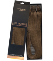 Poze Standard Clip & Go Miss Volume - 220g Lovely Brown 6B - 55cm