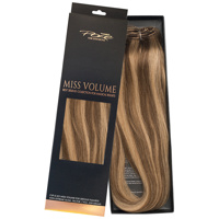 Poze Standard Clip & Go Miss Volume - 220g Sandy Brown Mix 10B/7BN - 55cm